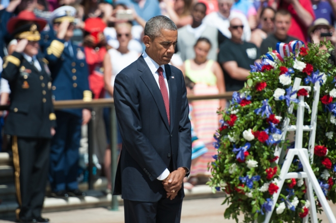 National Memorial Day Observance 2015