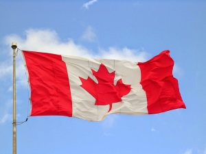 CanadaFlagpole
