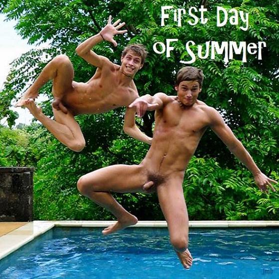 First Day of 2018 Summer!