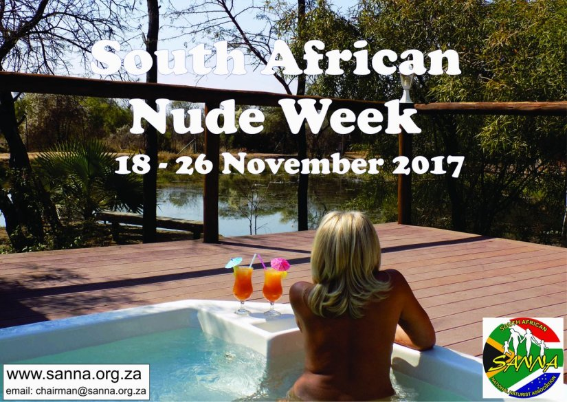 South Africa Nude Week