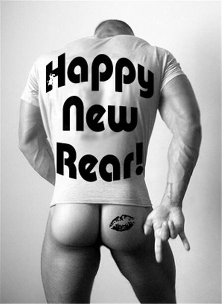 Happy Nude Year!