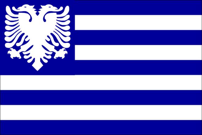 GreekFlagDblEagle