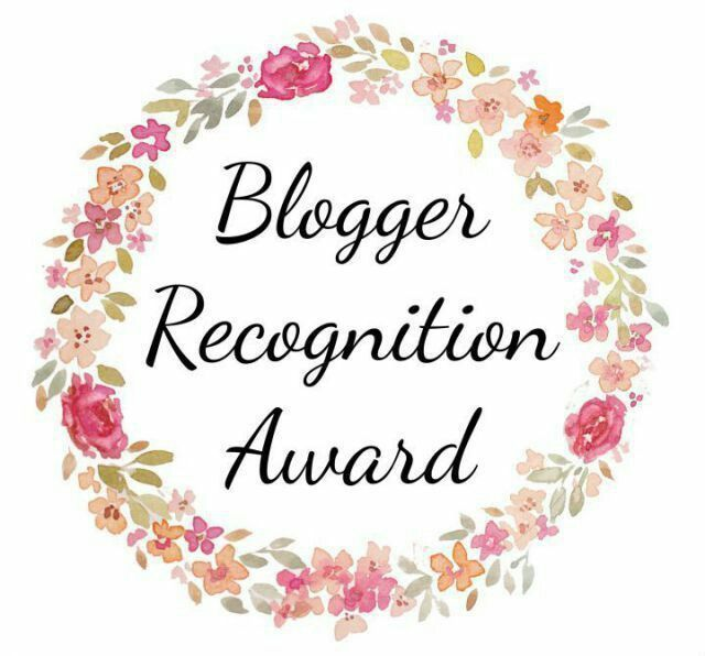 AwardBloggerRecognition