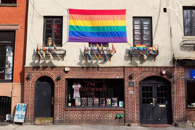 Stonewall Riot Anniversary