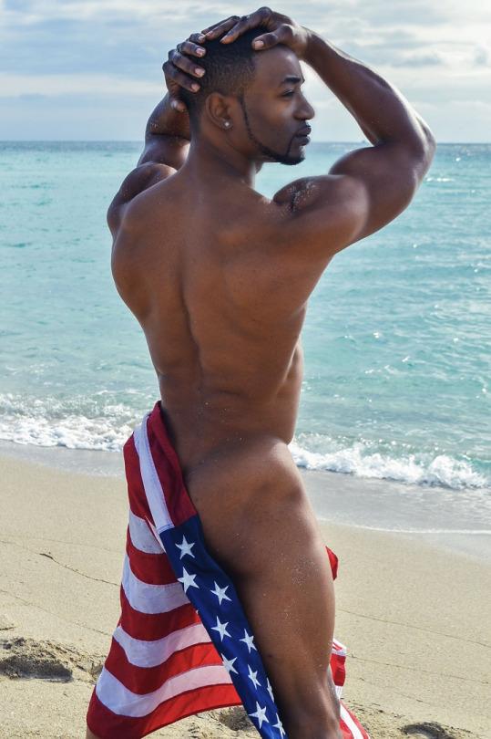 Patriotic$thJulyBeachAssB