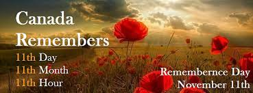 RemembranceDayCanadaRemembers