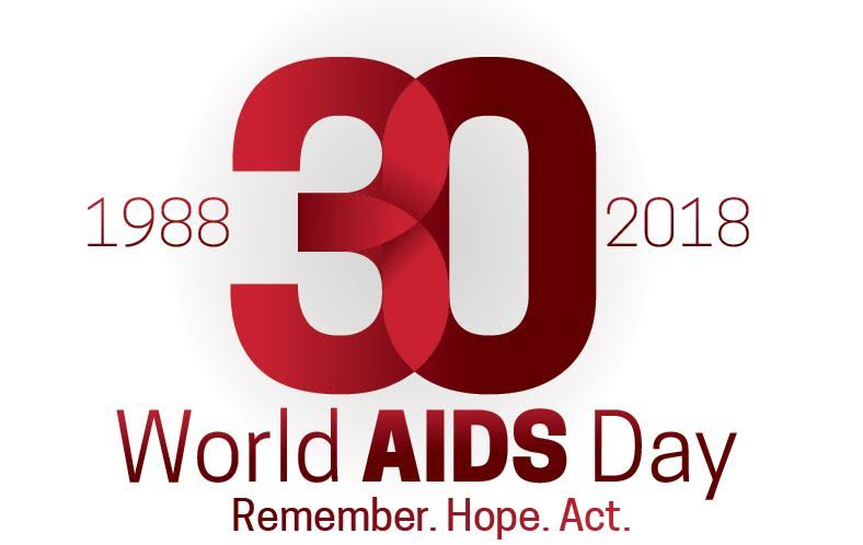 World AIDS Day, 2018