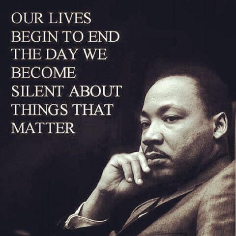 Reverend Dr. Martin Luther King, Jr. Day