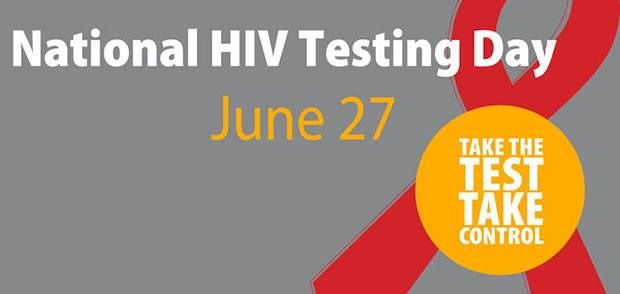 USA: National HIV Testing Day!