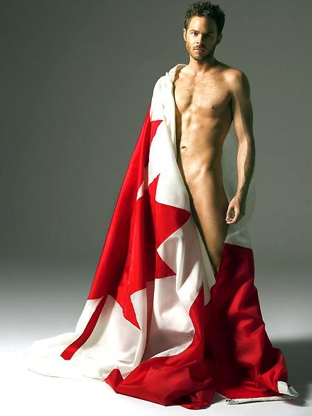 CanadaFlagDrape