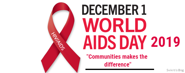 World AIDS Day, 2019