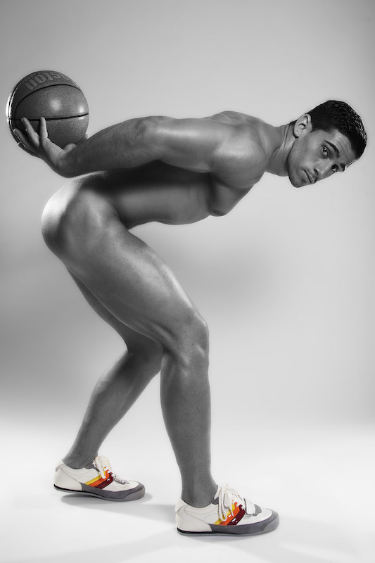 BasketballStareH