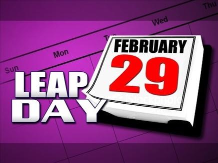 LeapYearDayGraphic